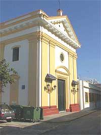 San Fernando. IGLESIA DE LA PASTORA