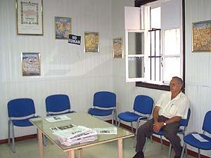 Butacas para sala de espera
