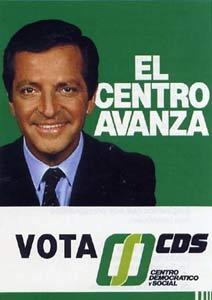 Cartel elecciones - UCD